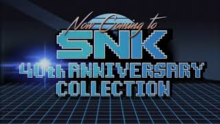 SNK 40th Anniversary Collection | Crystalis Trailer | PS4