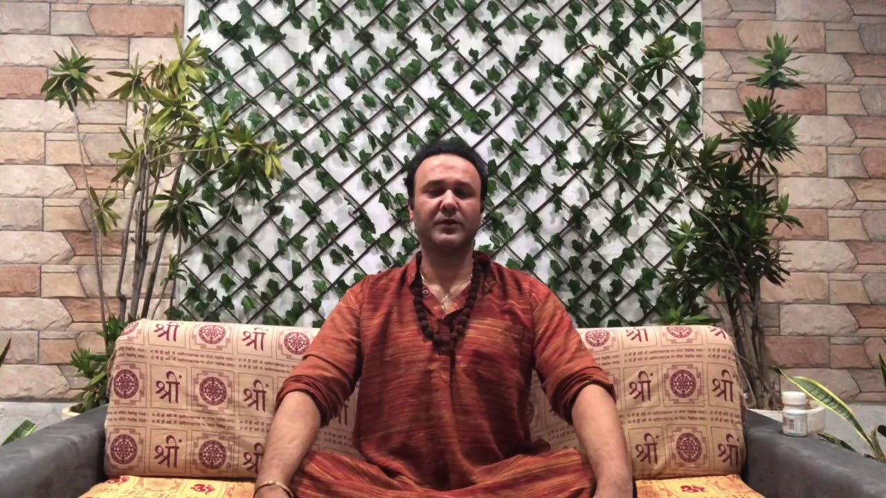 Bhastrika - Pranayama for Back Pain