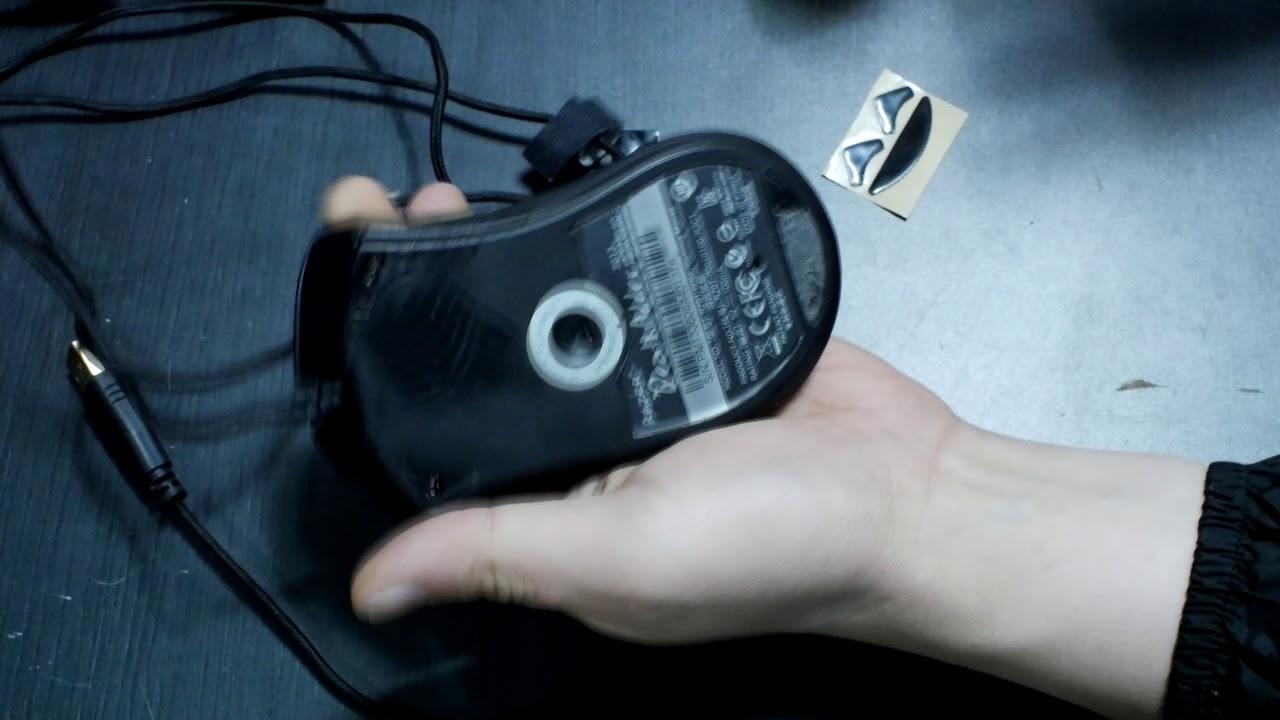 Razer Deathadder 2013 Slider Grip Replacement 4k Video
