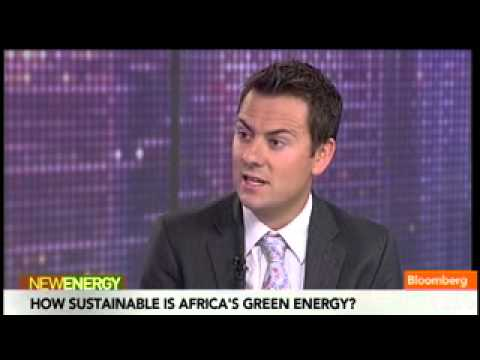 How Sustainable is Africa's Green Energy?
