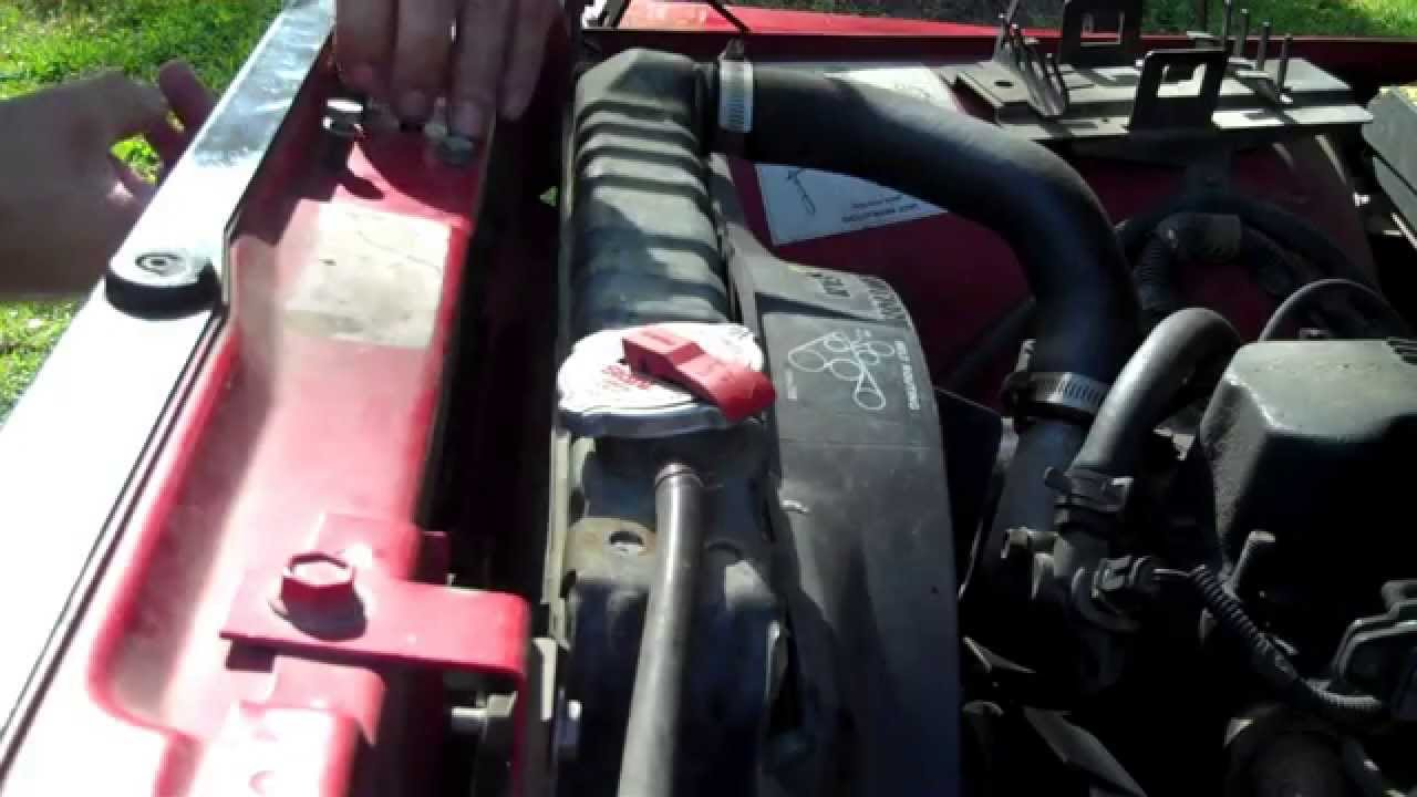 Jeep Wrangler Yj Diy Hood Lock Youtube