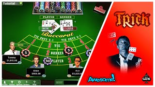 Game Black  -  Hoyle Casino [Winner 100  Millions] -Black Jack- [Full HD -720/60fps]