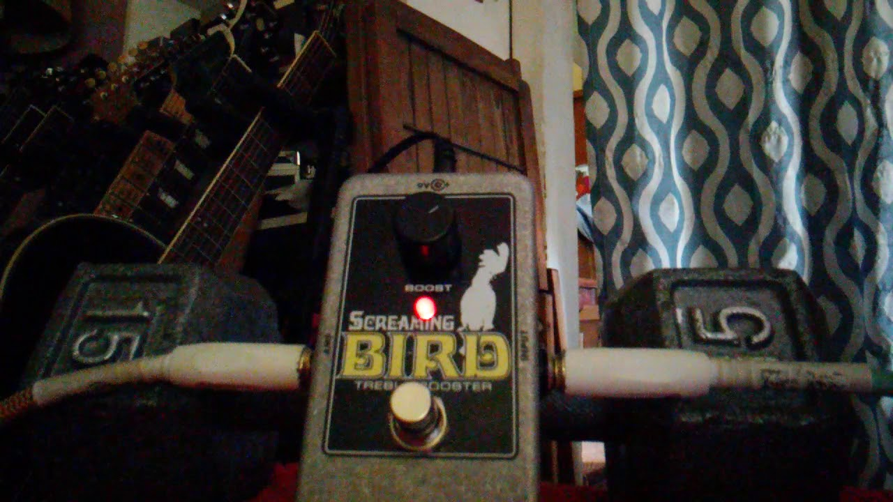 electro harmonix screaming bird demo youtube. Black Bedroom Furniture Sets. Home Design Ideas