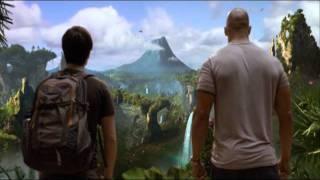 Путешествие 2: Таинственный остров - ТВ спот 4