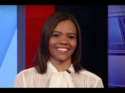 Trump's new black girl, Candice Owens once ran a Trump bashing website!