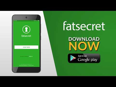 Calorie Counter by FatSecret - Apps on Google Play