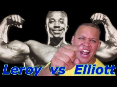 Leroy Colbert vs Elliott Hulse