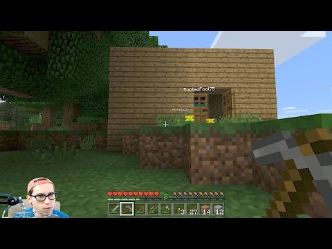 Прохождение Minecraft Windows 10 Edition - ИГРА С ПОДПИСЧИКАМИ, СТРОИМ МЕГА ДОМ 4-ОМ