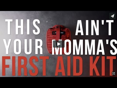 The MyFAK: My First Aid Kit