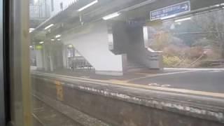 2018 01 車窓・JR山陽本線 115系・三石~有年 有年駅・貨物・EF210×HD300形牽引