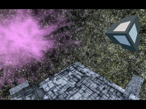 Unity3D - Random Space Skybox - Color and localScale (5/7)