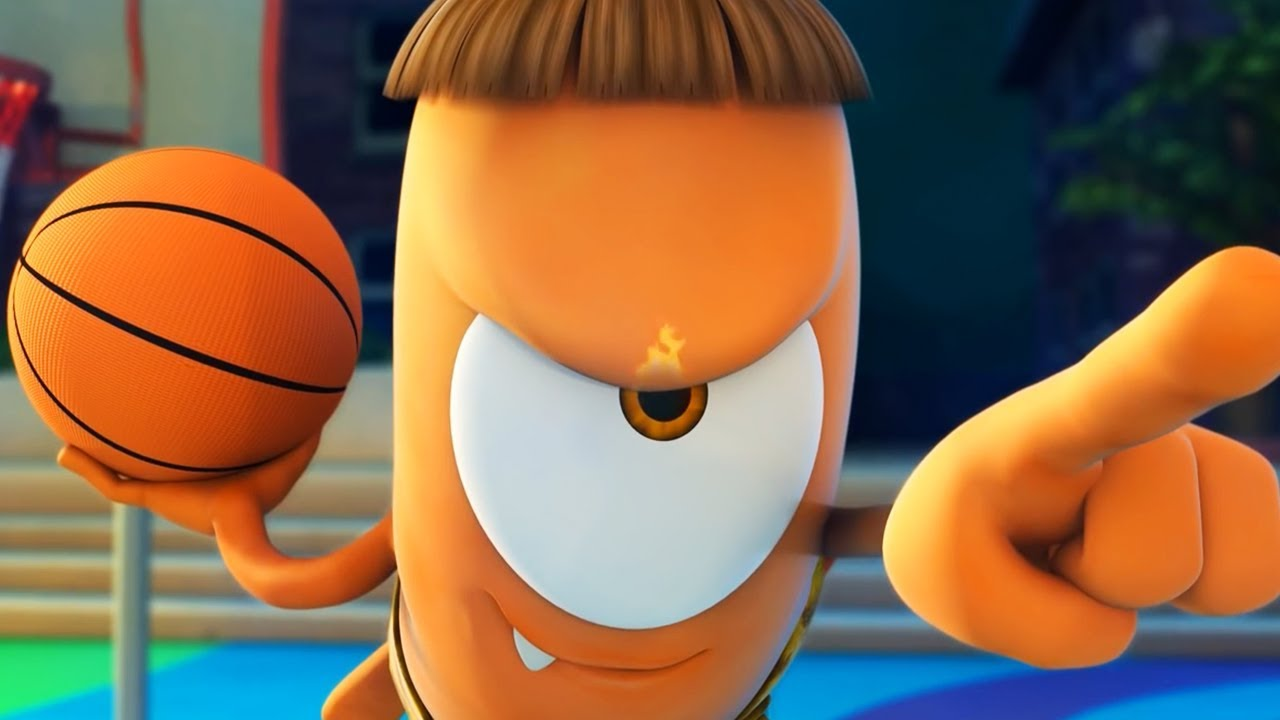 Cartoon Spookiz The Basketball Game Cartoon Animation Series For Children Youtube