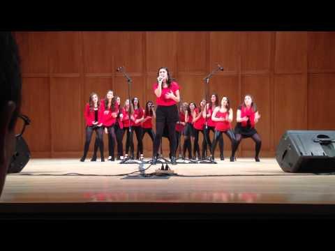 North Carolina State University   Ladies in Red 2015 ICCA