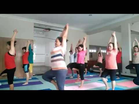 Yoga Ashtanga Fitnfresh Cab Tidar Malang Youtube