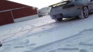 928 in snow Ken Wiesner