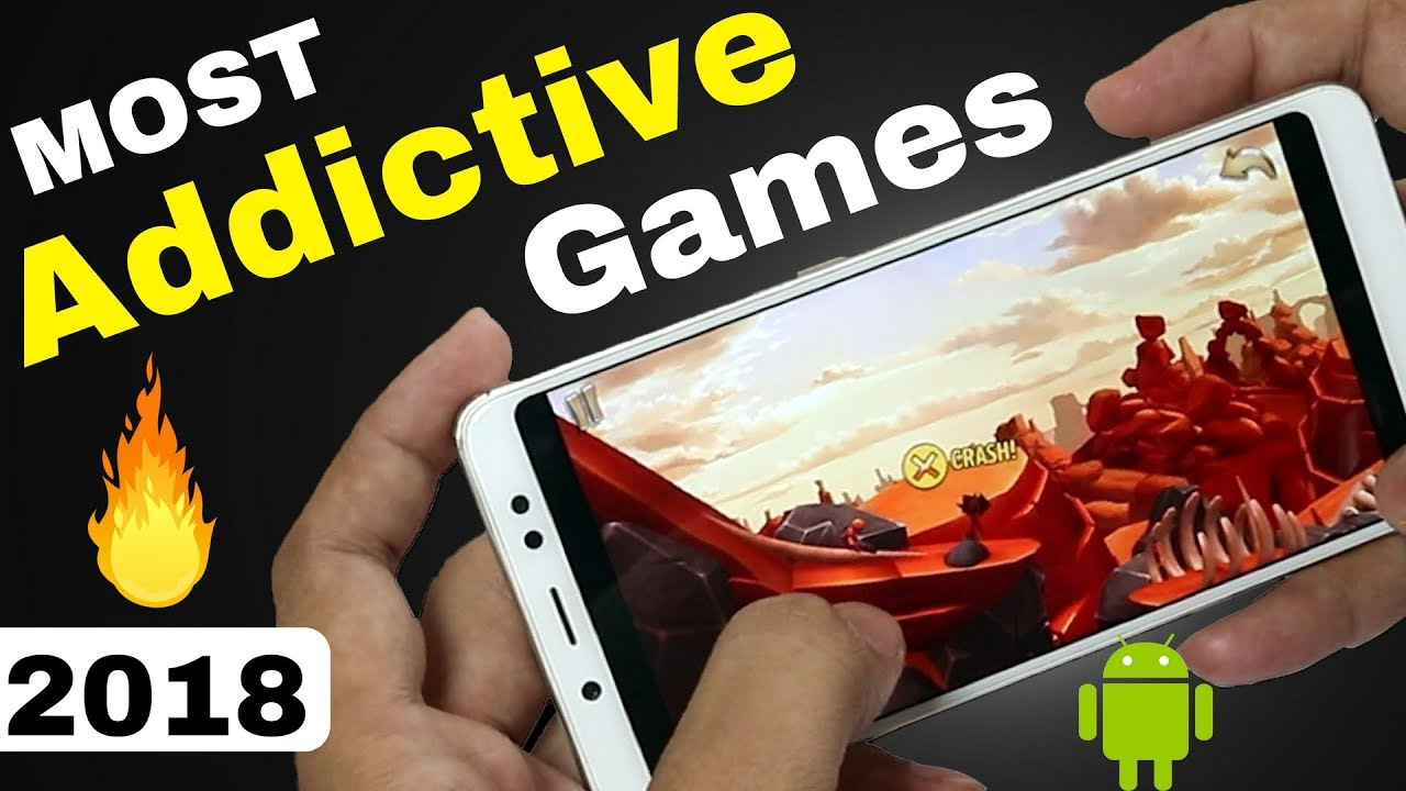 5 Most Addictive Challenging Android Games Of 2018 Youtube
