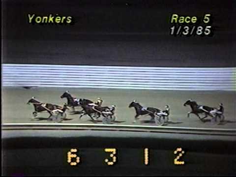 Rockin Abbe - Yonkers Raceway January 3, 1985