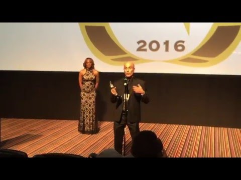 Inspirational Nova Fest Speech 2016-- 1st Maverick award honoree, Adoni Maropis