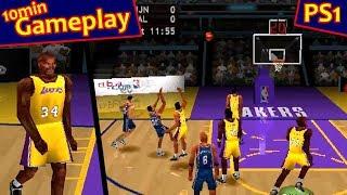 NBA ShootOut 2003 ... (PS1) 60fps