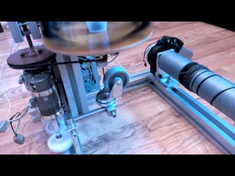 Машинка для плетения виско фитиля