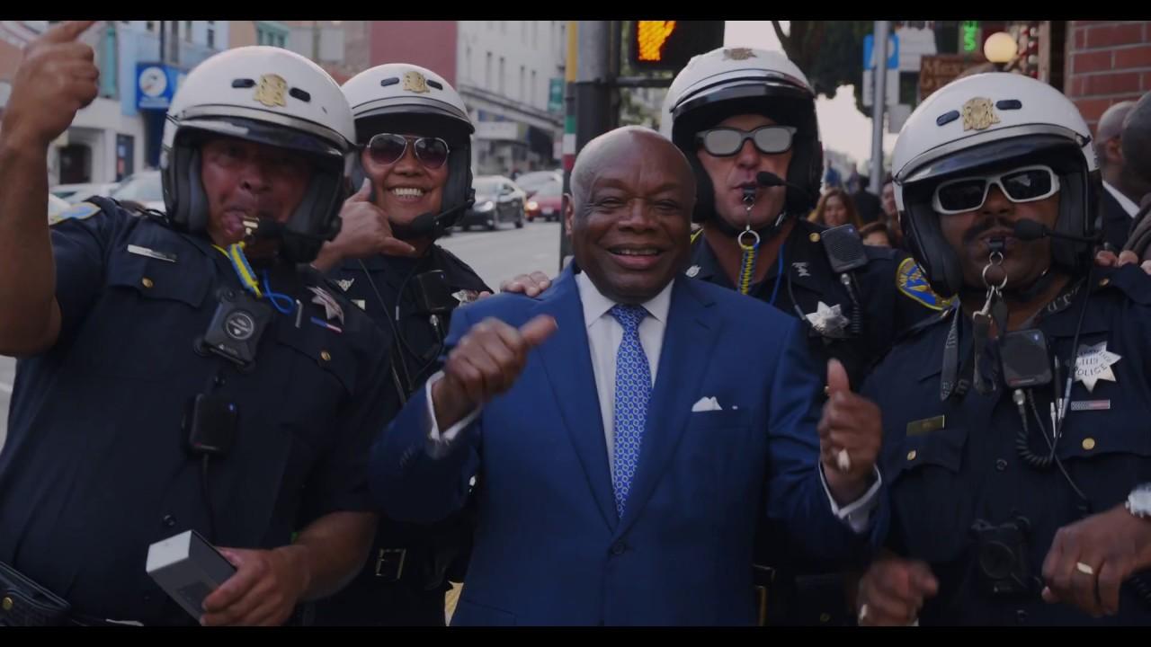 San Francisco Police Department Lip Sync Challenge