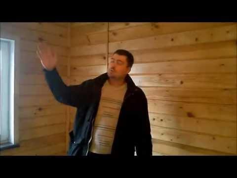 Проводка в деревянном доме. Ивантеевка