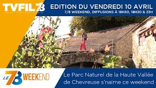 Le 7/8 Weekend – Emission du vendredi 10 avril 2015