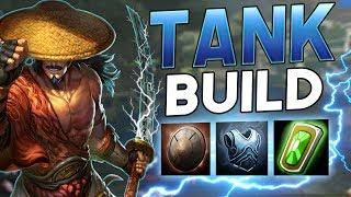 Smite: TANK SUSANO Build - The Tank Meta WILL NEVER END!