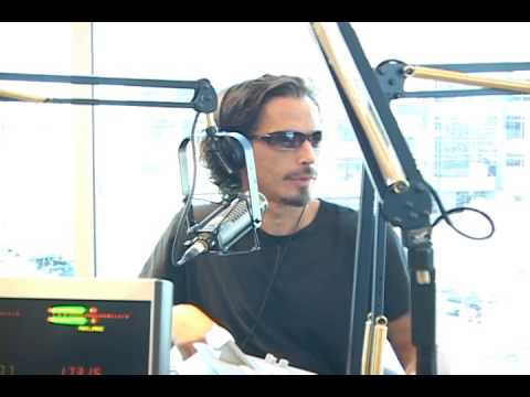 Chris Cornell - 2008 Interview