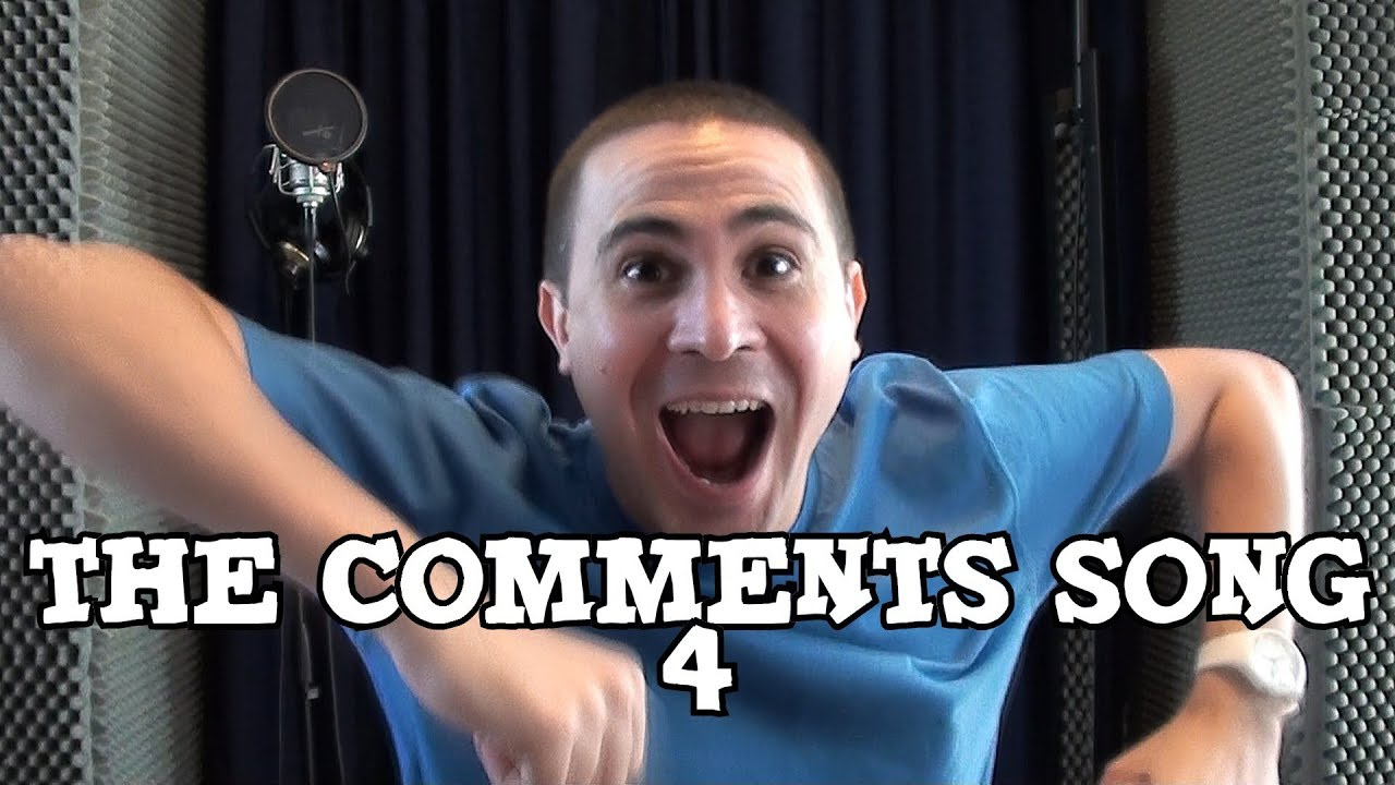 2j the comments song 4 youtube