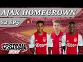 AFC Ajax   Homegrown Project   S2 EP5 vs Beşiktaş J K   Football Manager 2017
