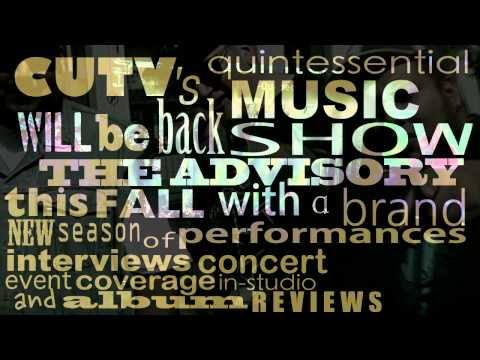 CUTV's The Advisory VJ search