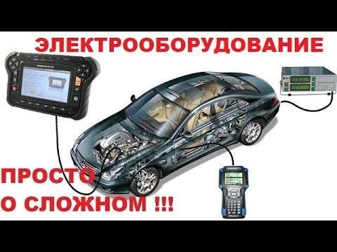Электрооборудование автомобиля Устройство Основные неисправности