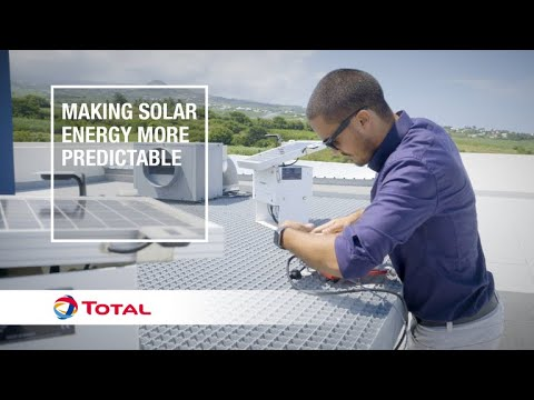 Making solar energy more predictable   Sustainable Energy