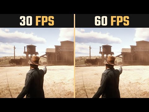 Red Dead Redemption 2 30 FPS vs. 60 FPS from YouTube · Duration:  4 minutes 15 seconds