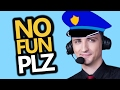 The Fun Police? Casual vs Competitive Overwatch