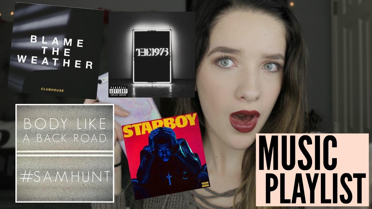My Music Playlist 2017 Youtube