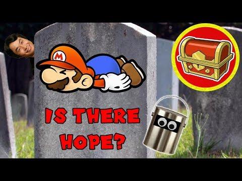 So Paper Mario is Dead, Now What? - Hidden Chest EX  