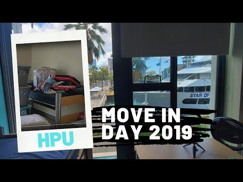 Move In Day 2019 I Hawaii Pacific University
