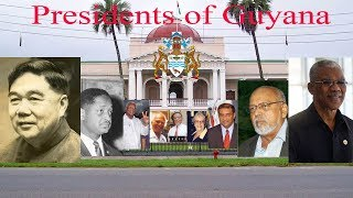 Presidents of Guyana