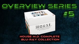 Overview #5 - House M.D. Complete Blu-ray Collection