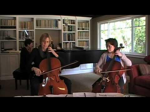Concerto in g minor for two cellos - A. Vivaldi