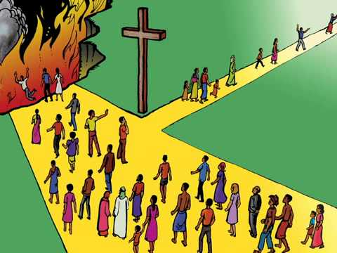 Bassa: Central Bassa Liberia; Sierra Leone ! Word of Life! JESUS SAVES! JESUS IS LORD!