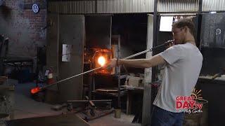 Visit Indiana: Glassmaking & more!