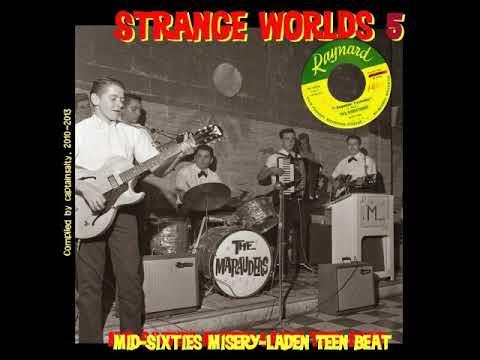 V/A Strange Worlds vol.5(Captain Salty) MID-SIXTIES MISERY-LADEN TEEN BEAT (Rare Moody Garage 60's)