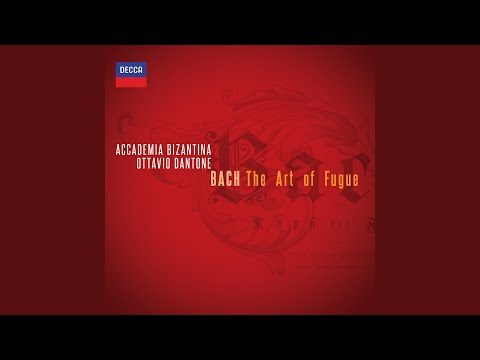 J.S. Bach: Die Kunst Der Fuge, BWV 1080 - Arr. For Chamber Orchestra - 9. Contrapunctus 9 A 4,...