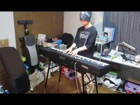 「D-tecnoLife(UVERworld)」をピアノで弾いてみた