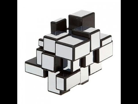 Как собрать зеркальный кубик схема 90