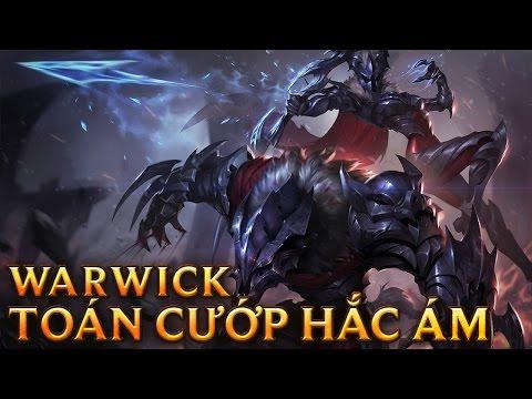 Marauder Warwick - Skins lol