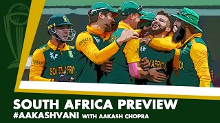 #CWC2019: SOUTH AFRICA - Will this be THEIR year? #AakashVani